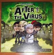 After the Virus. Czytaj opis - dwie talie gracza!