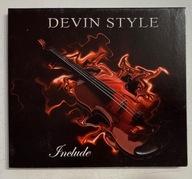 DEVIN STYLE Include + Autograf UNIKAT!!!
