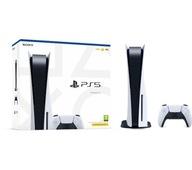 Konsola Sony PlayStation 5 / Ps5 z napędem