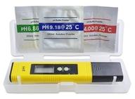 Elektroniczny miernik pH tester ATC autokalibracja