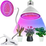 LAMPA PANEL 200 LED DO WZROSTU UPRAWY ROŚLIN 20W