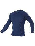 Koszulka termoaktywna męska BRUBECK Active Wool L