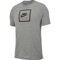 T-shirt Koszulka męska Nike SS Air 2 szara 2XL