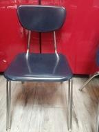 Krzesło Virco szkolne pracownicze hotel stołówka