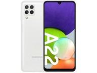 Biały Smartfon SAMSUNG Galaxy A22 4/64GB