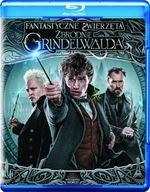 Fantastyczne zwierz. Zbrodnie Grindelwalda Blu-ray
