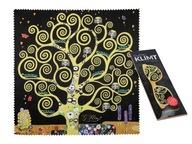 Ściereczka do okularów - G. Klimt. Drzewo życia