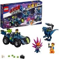 LEGO MOVIE 70826 Terenówka Rexa 3w1 Dinozaur Emmet