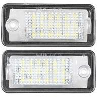 LAMPKI LED PODŚWIETLENIE do Audi A3 8P A4 B6 B7 A6