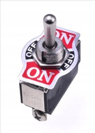 Włącznik hebelkowy ON-OFF-ON 3pin/3poz 5A/250VAC