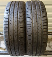 2x 195/65R15 CONTINENTAL ECOCONTACT6 7mm 20r (F42)
