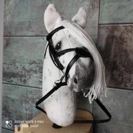 Ogłowie meksykańskie z wodzami - hobby horse