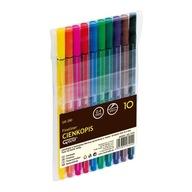 Cienkopisy 10 kolorów GR280