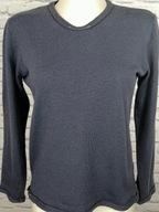 ARMANI JEANS sweter 100% wełan roz.L