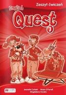 English Quest 1 Zeszyt ćwiczeń