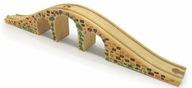 Most do kolejek rozbudowa tory drewniane bjt111