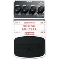BEHRINGER FX600 Cyfrowy multi-efekt gitarowy