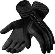 TERMOAKTYWNE Rękawiczki BRUBECK BIEGANIE ROWER S/M