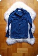 KOSZULA jeansowa 152 11-12 lat modna ŚLICZNA HM