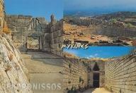 GRECJA - MYKENY - UNESCO