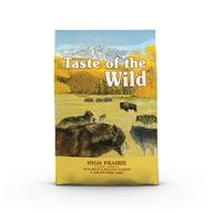 TASTE OF THE WILD HIGH PRAIRIE BIZON 12,2 KG