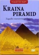 Kraina Piramid Zagadki starożytnego Egiptu + DVD