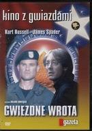 GWIEZDNE WROTA Kurt Russell DVD FOLIA