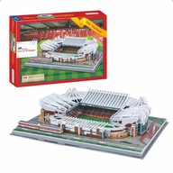 STADION OLD TRAFFORD MANCHESTER UNITED PUZZLE 3D