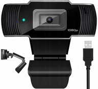 Kamerka Kamera INTERNETOWA FULL HD 1080P MIKROFON