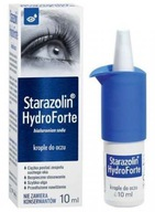Starazolin HydroForte krople nawilża do oczu 10 ml