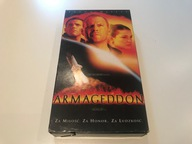 Armageddon VHS