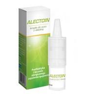 ALECTOIN Krople do oczu z ektoiną 10 ml ALERGIA