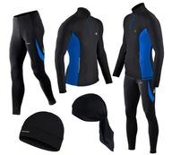 Komplet do biegania - bluza oraz spodnie BERENS L