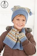 next czapka szalik rękawiczki 1-2 lata