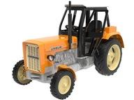 Zabawka traktor URSUS C-360 żółty DUŻY!!! Double E