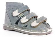 Kapcie Danielki S104 profilaktyczne obuwie R25