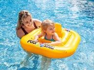 Kółko koło do nauki pływania fotelik dla niemowląt