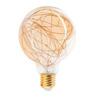 Żarówka Ozdobna Retro Filament LED 1W COPPER E27