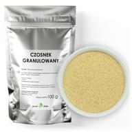 CZOSNEK SUSZONY granulowany aromatyczny 100g