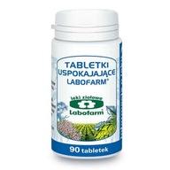 LABOFARM tabletki uspokajające ziołowe 90 szt