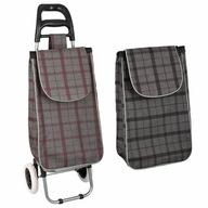 Torba zakupowa na kółkach dwie torby WZ243DT