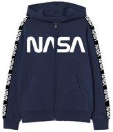 NASA BLUZA GRANATOWA ZAMEK KAPTUR 146 E26B