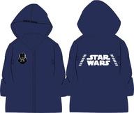 Peleryna płaszcz na deszcz STAR WARS Vader 122/128