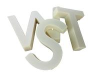 Litera 3D ze styroduru wys. 10cm / grubość 2cm