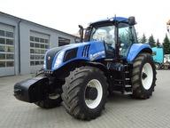 Ciągnik rolniczy New Holland T8.390