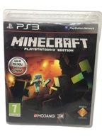 minecraft playstation 3 edition ps3 pl