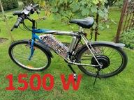 Rower Elektryczny eBike Merida 1500W 48V z GPSem !
