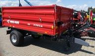 Przyczepa Rolnicza Jednoosiowa T703A 3,8t T957 5t
