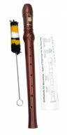 Schlegel flet drewniany prosty system niemiecki