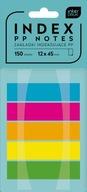 Zakładki indeksujące w podajniku Interdruk 150 szt